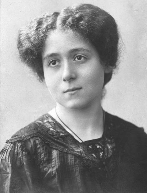 During her Fulbright Scholarship in Poland, Lisa Zwicker will be studying Jewish women leaders from Breslau like Bertha Badt-Strauss (pictured here). Learn about Badt-Strauss at the Jewish Women's Encyclopedia:  https://jwa.org/media/badt-strauss-bertha-still-image