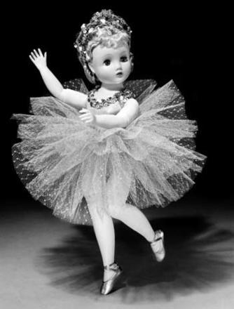 Ballerina Doll Produced by the Alexander Doll Company