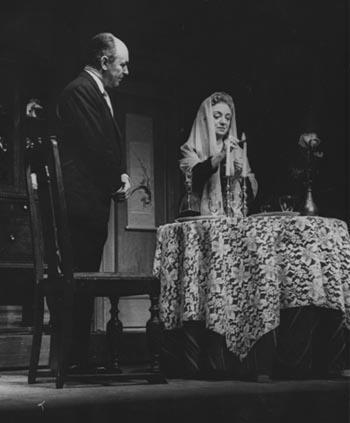 "Molly Picon in ""Majority of One,"" 1964"