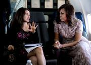 Sarah Hurwitz and Michelle Obama