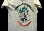Our Bodies, Ourselves T-shirt