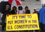 Local Group Women-Matter Agitates for the Equal Rights Amendment