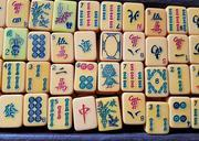 Mah Jongg Tiles from the 1920s