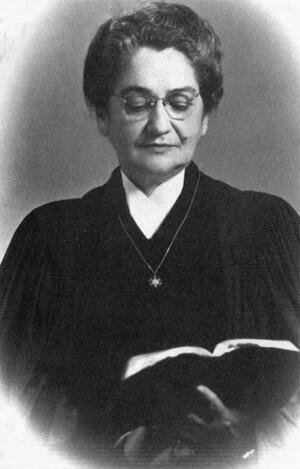 Paula Ackerman | Jewish Women's Archive