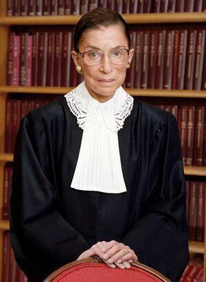 Ruth Bader Ginsburg | Jewish Women's Archive