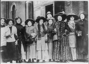 Uprising of 20,000 (1909) | Jewish Women's Archive