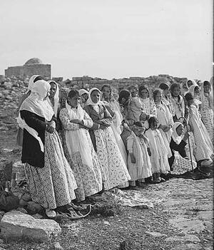 Samaritan Sect Jewish Women S Archive,African Wedding Guest Dress Styles