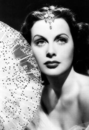 Hedy Lamarr | Jewish Women's Archive